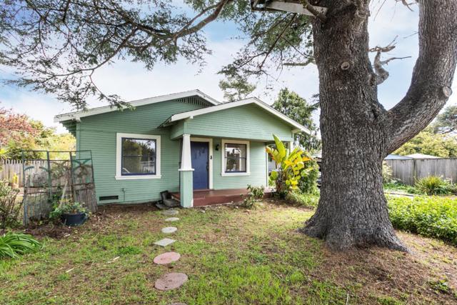 1130 Chanticleer Avenue, Santa Cruz, CA 95062