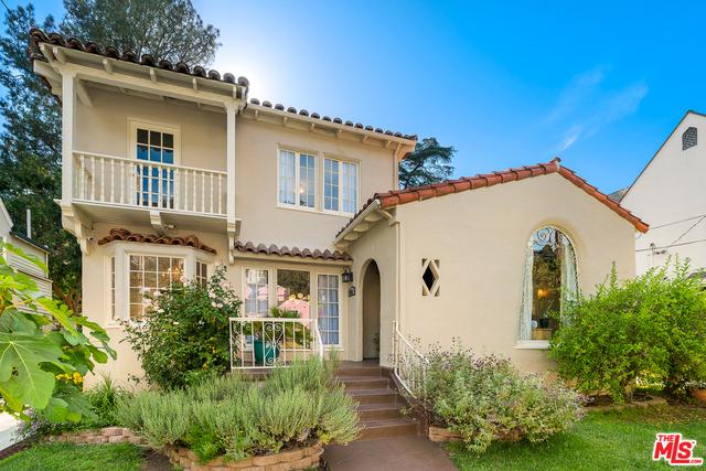 2351 CANYON Drive, Los Angeles, CA 90068
