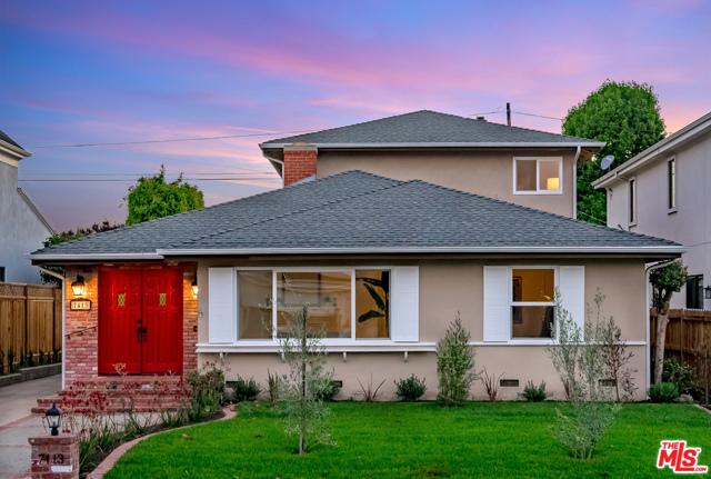 7413 DUNBARTON Avenue, Los Angeles, CA 90045
