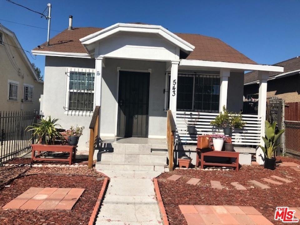 543   W 90Th Street, Los Angeles CA 90044
