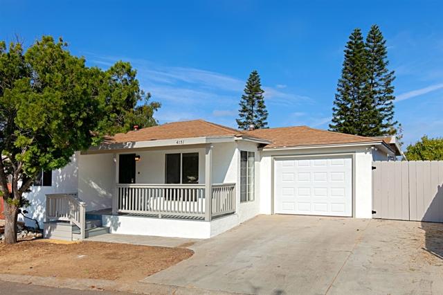 4151 Vivian St, San Diego, CA 92115