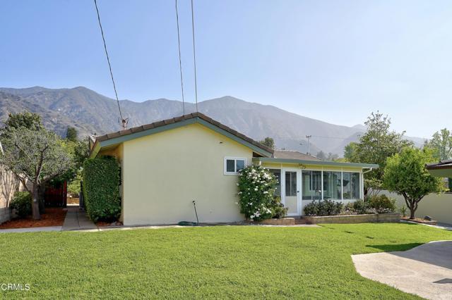 36. 502 Key Vista Drive Sierra Madre, CA 91024