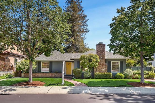 710 Northampton Drive, Palo Alto, CA 94303