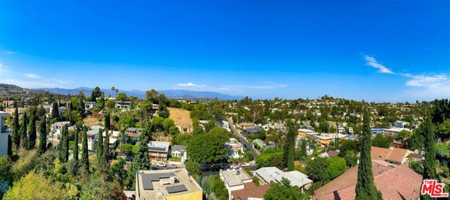 Stunning panoramic view