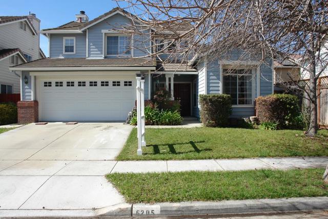 6205 Ginashell Circle, San Jose, CA 95119