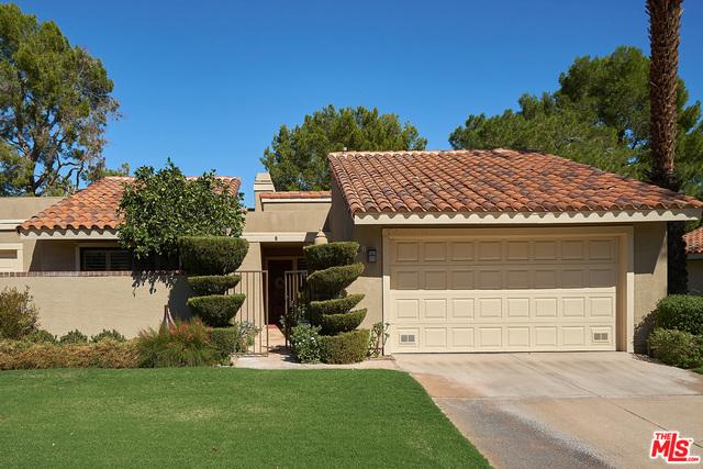 36 Tennis Club Dr, Rancho Mirage, CA 92270