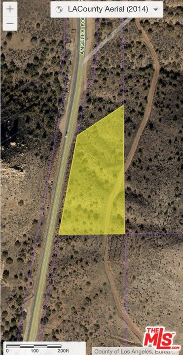 33540 Vac/Angeles Forest Hwy/V Dr, Acton, CA 93510 Photo 1