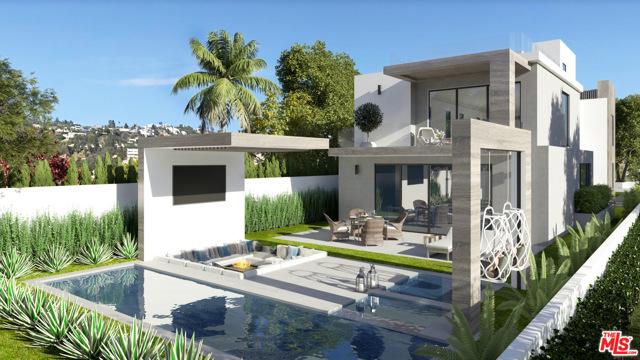 521 N FORMOSA Avenue, Los Angeles, CA 90036