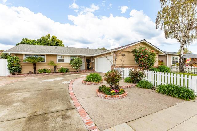 1562 Trevor Drive, San Jose, CA 95118