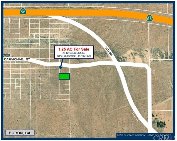 0 Near Jerome Street, Kramer Junction, CA 93516