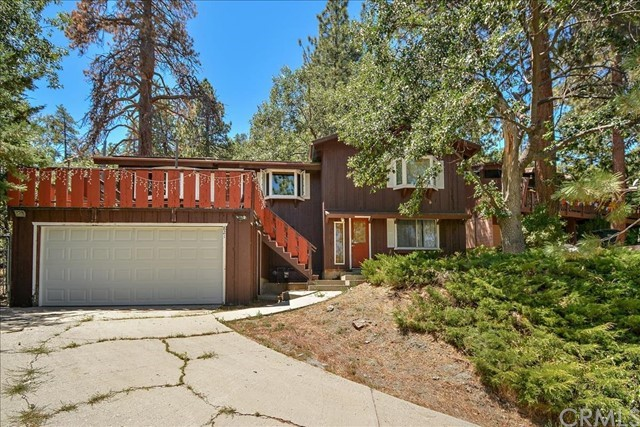 821 Oriole Road, Wrightwood, CA 92397