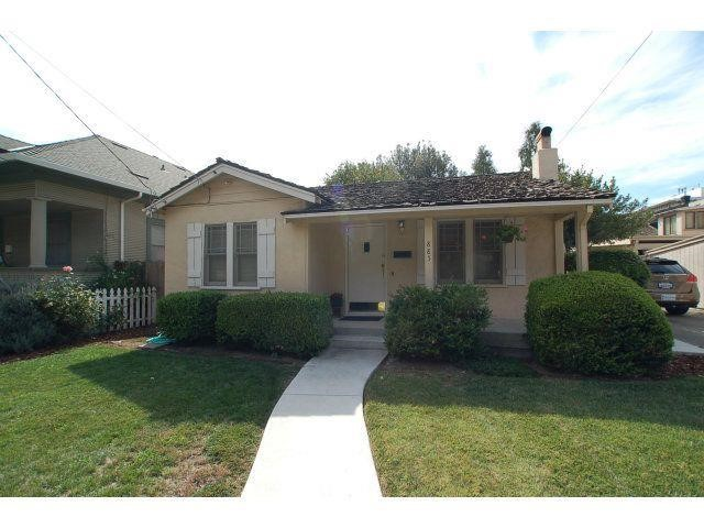 885 Myrtle Street, San Jose, CA 95126