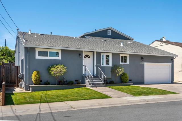 3034 Fernwood Street, San Mateo, CA 94403
