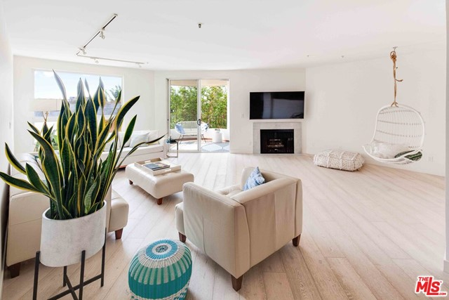 Signature Venice Beach style, one block to the sand. This Modern, private West-facing 2 bedroom corner unit in the exclusive, award-winning Venice Renaissance is graced with abundant natural light and fresh ocean cross breezes. Designer owned and artfully re-imagined, highlights include: open concept living and dining, private outdoor spaces, gallery walls, a cook's kitchen with European appliances and gorgeous oak floors throughout. Luxurious bedroom suite with chic spa bath, walk-in closet and private patio. Full size washer/dryer in unit. 2 designated parking spaces in secure garage. A relaxing pool & spa, sundeck, security, storage and generous guest parking for visiting friends and family. This beach dream offering is located on the Venice/Santa Monica border, an ideal location, surrounded by shops and restaurants on Main Street, Abbot Kinney, Rose Ave. and just steps to the Pacific. Live where everyone wants to visit! Also available for lease $5500 per month.