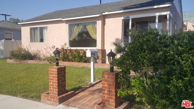 12105 JUDAH Avenue, Hawthorne, CA 90250
