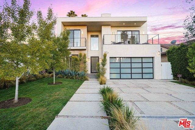 734 N SPAULDING Avenue, Los Angeles, CA 90046
