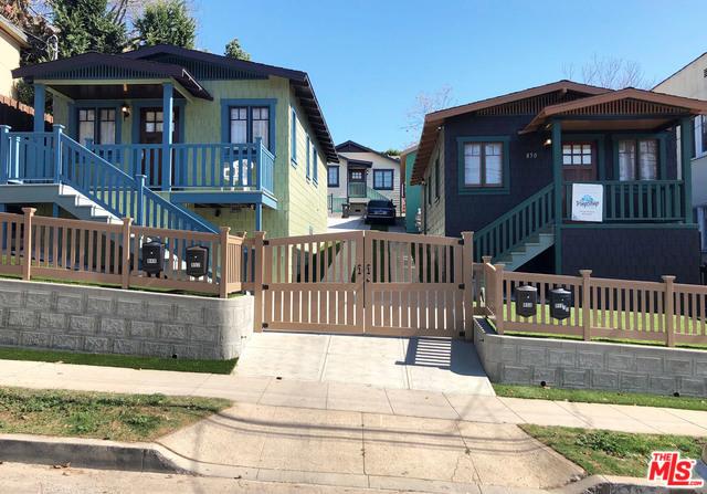 848 LAVETA Terrace, Los Angeles, CA 90026
