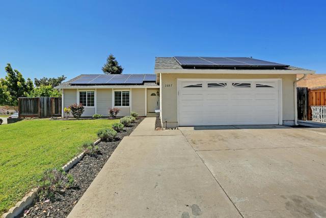 2687 Carlo Scimeca Drive, San Jose, CA 95132