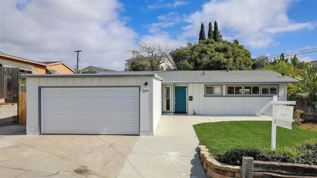 2109 Whinchat St., San Diego, CA 92123