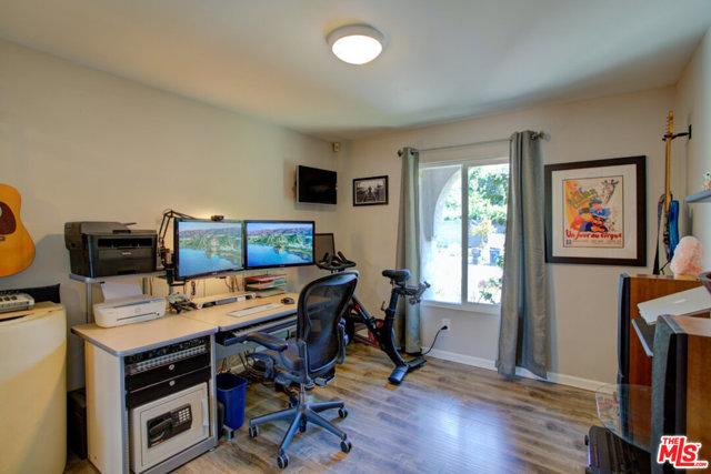 rd Bedroom used as Office