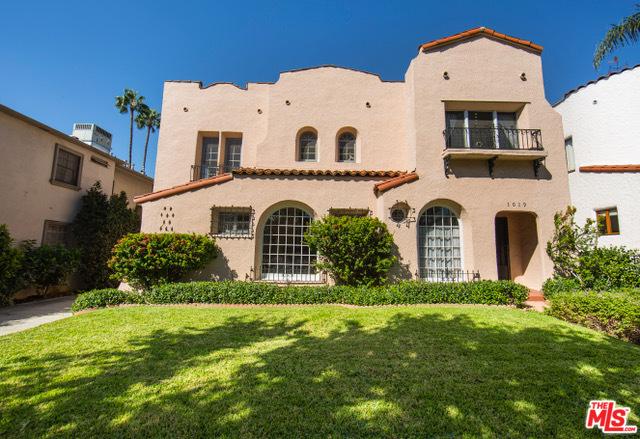 1017 N LA JOLLA Avenue, West Hollywood, CA 90046