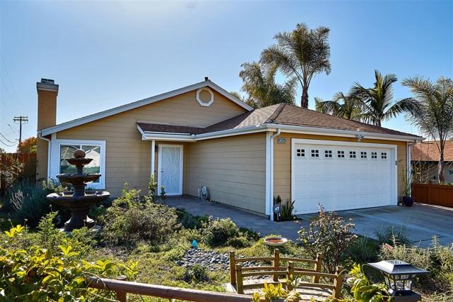 1624 Jonathon Street, Vista, CA 92083