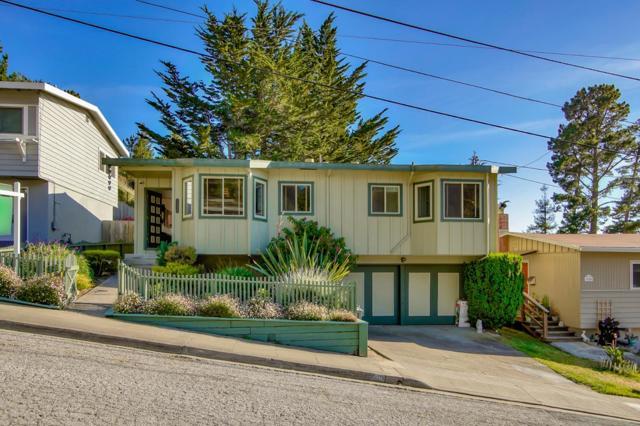1028 Zamora Drive, Pacifica, CA 94044
