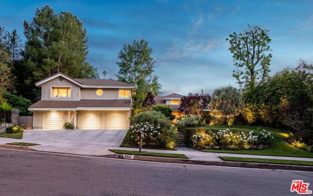 4019 Hayvenhurst Drive, Encino, CA 91436