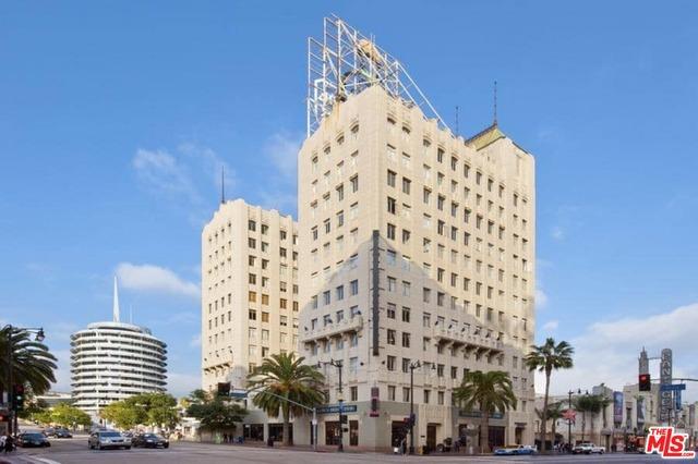 6253 HOLLYWOOD Boulevard 402, Los Angeles, CA 90028