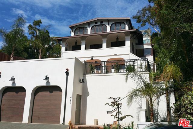 420 Mesa Road, Santa Monica, CA 90402