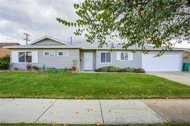 599 Trenton St, El Cajon, CA 92019