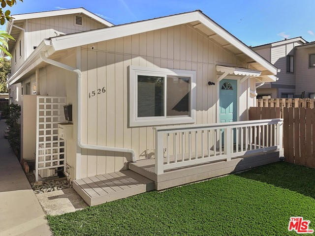 1526 SAN ANDRES Street, Santa Barbara, CA 93101