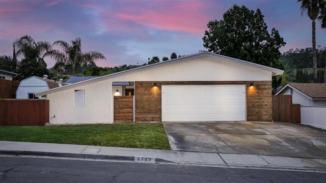 6747 Monte Verde Dr, San Diego, CA 92119