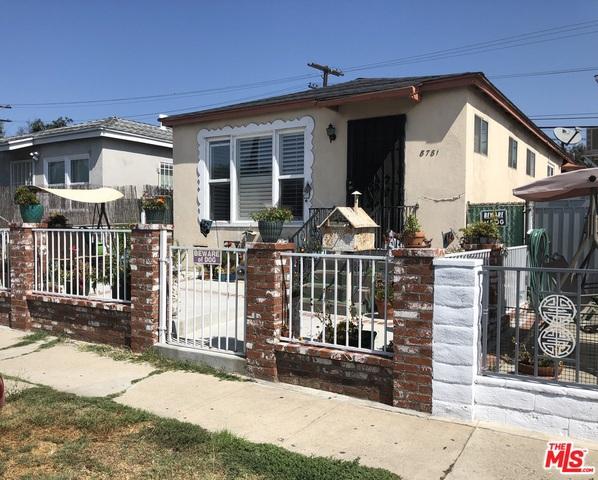 8781 CATTARAUGUS Avenue, Los Angeles, CA 90034