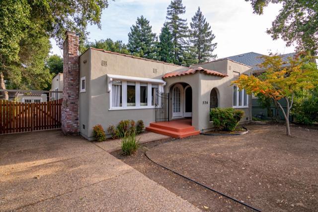 536 Addison Avenue, Palo Alto, CA 94301