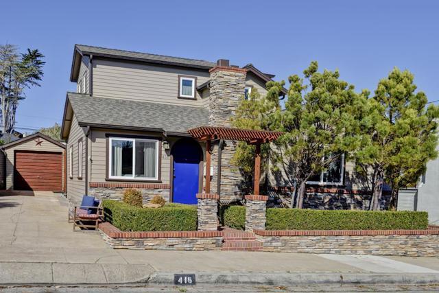 416 19th Street, Pacific Grove, CA 93950