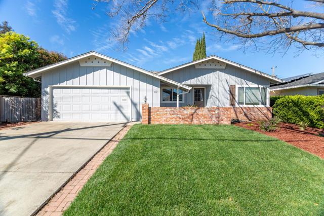 932 Pomeroy Avenue, Santa Clara, CA 95051