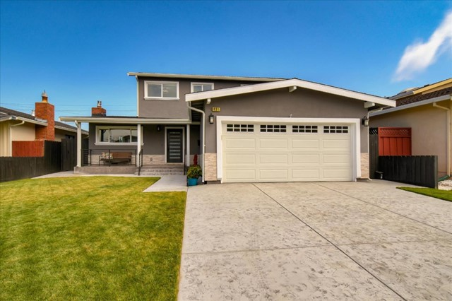 431 Fernwood Drive, San Bruno, CA 94066