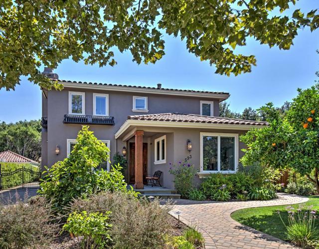 593 Glenbrook Drive, Palo Alto, CA 94306