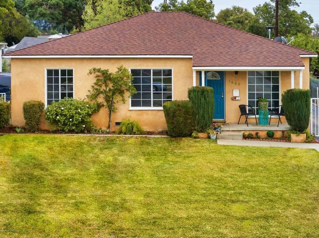 1660 Casitas Avenue, Pasadena, CA 91103