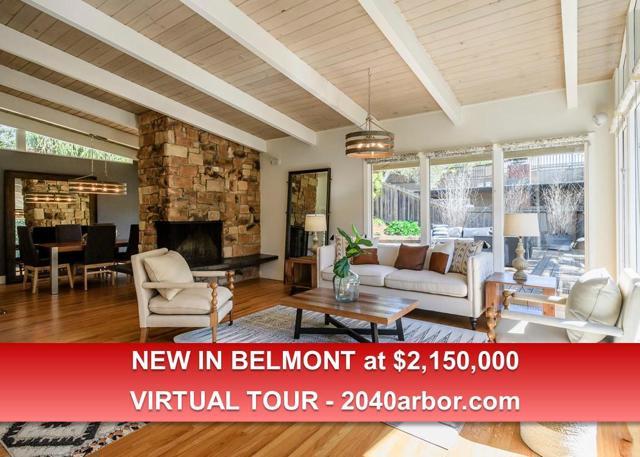 2040 Arbor Avenue, Belmont, CA 94002