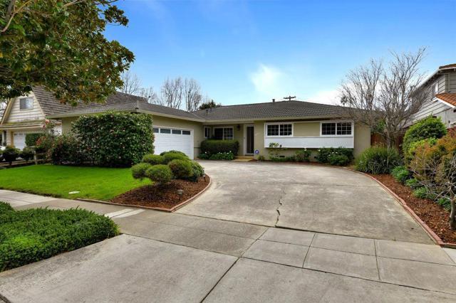 786 Peekskill Drive, Sunnyvale, CA 94087
