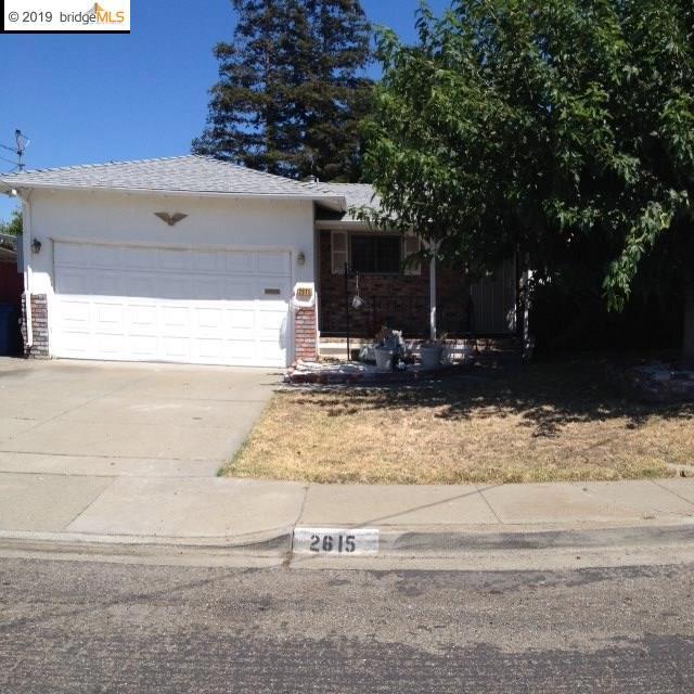 2615 Cooper Court, Antioch, CA 94509