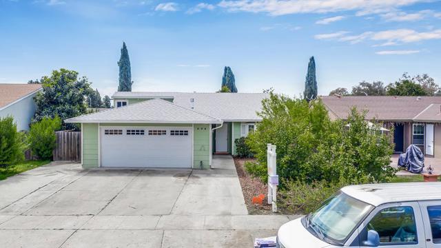 695 Webster Drive, San Jose, CA 95133