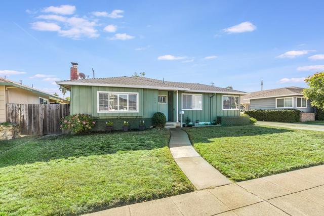 721 Harvard Avenue, Santa Clara, CA 95051