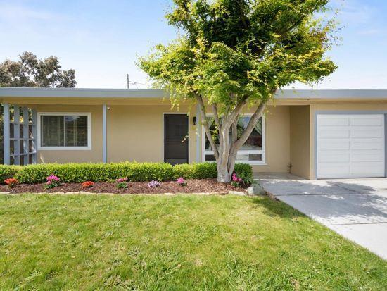 4008 Casanova Drive, San Mateo, CA 94403