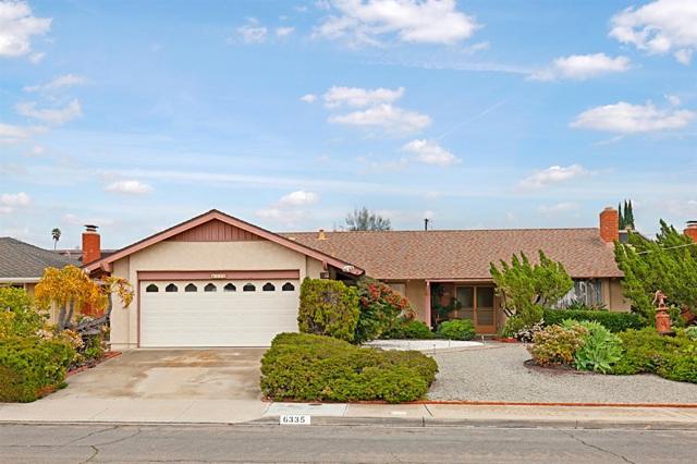 6335 Lake Leven, San Diego, CA 92119