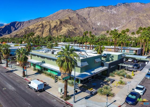 1081 PALM CANYON Drive, Palm Springs, CA 92262