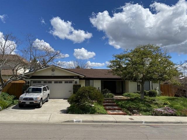 6629 BONNIE VIEW DRIVE, San Carlos, CA 92119