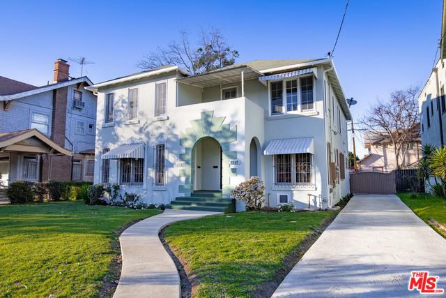 2265 W 20TH Street, Los Angeles, CA 90018